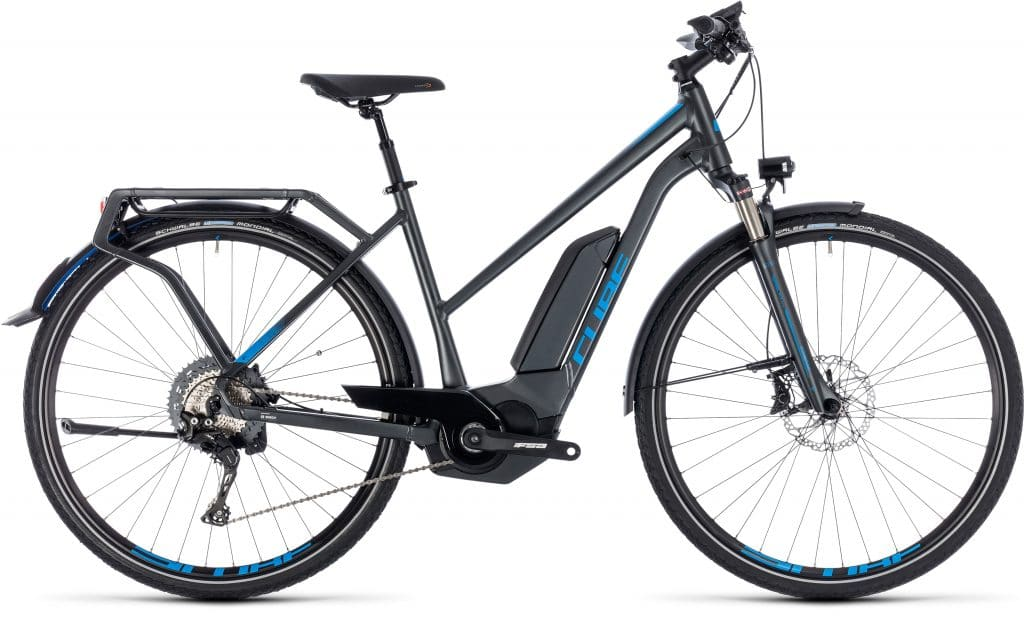 E-bike Cube Kathmandu Hybrid