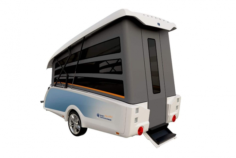 Tent Trailer Centers_Easy Caravaning