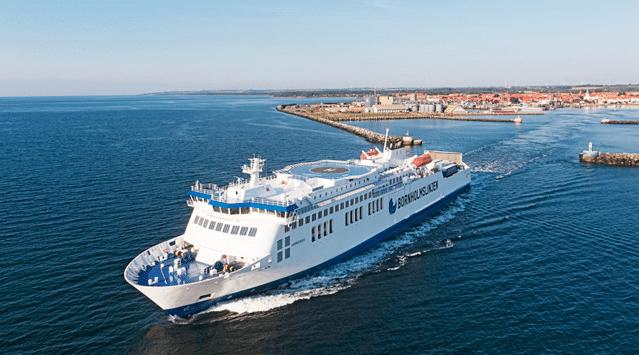 Bornholm_veerboot