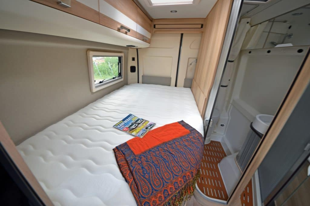 Dreamer D62 Select Limited_bed