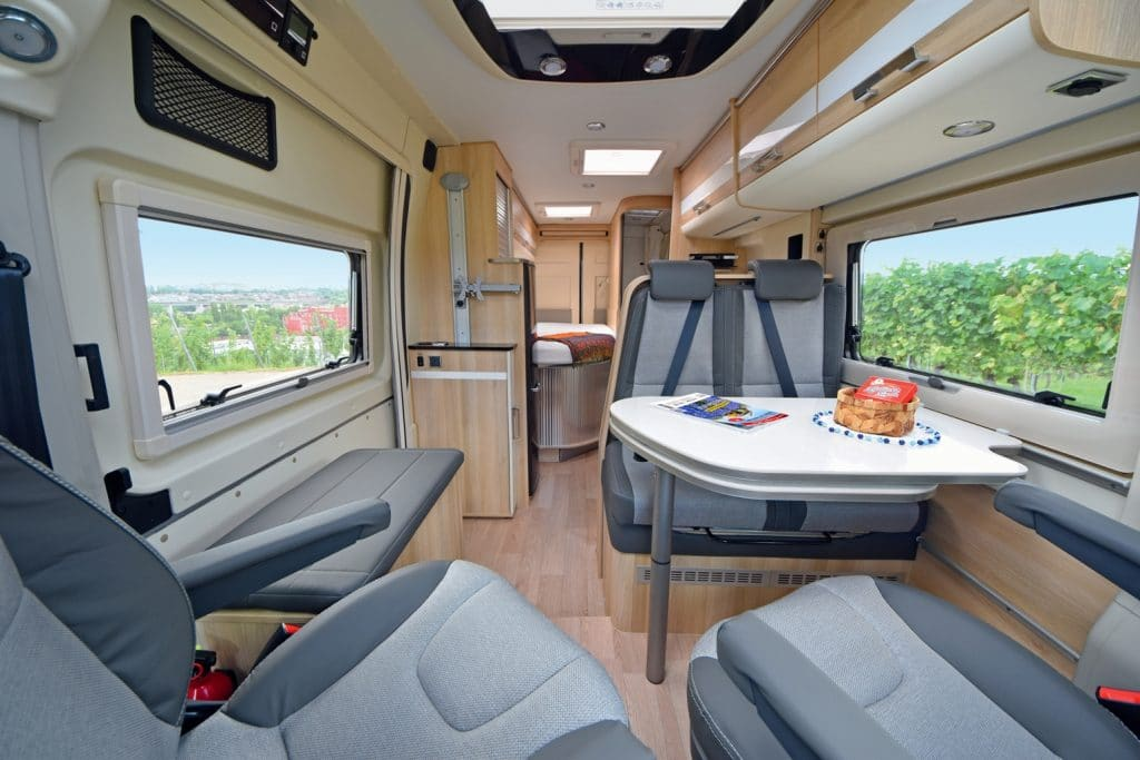 Dreamer D62 Select Limited_interieur