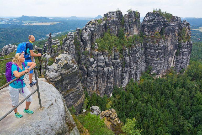 Wandelen_Sächsische Schweiz