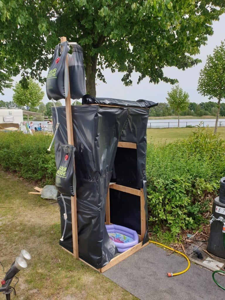 privé-sanitair solar douche