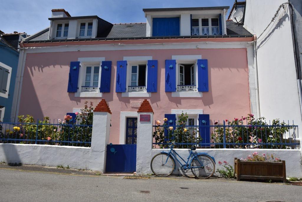 Frankrijk_Golf van Morbihan_Belle Ile sur Mer, Sauzon