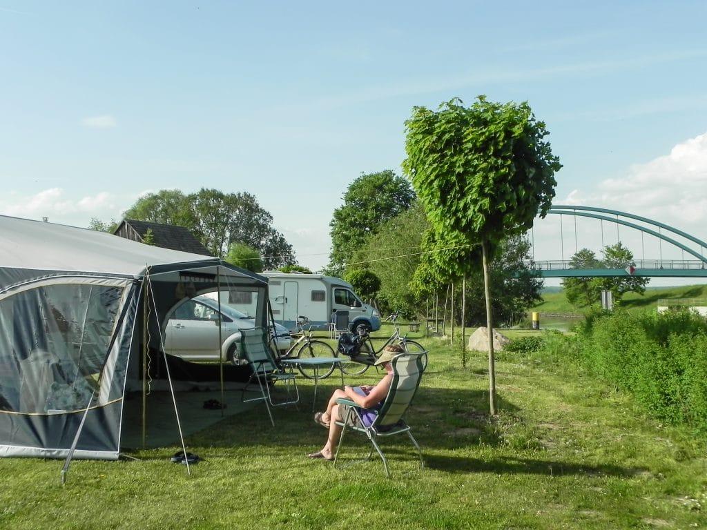 Unteres Odertal_Camping_Stolzenhagen