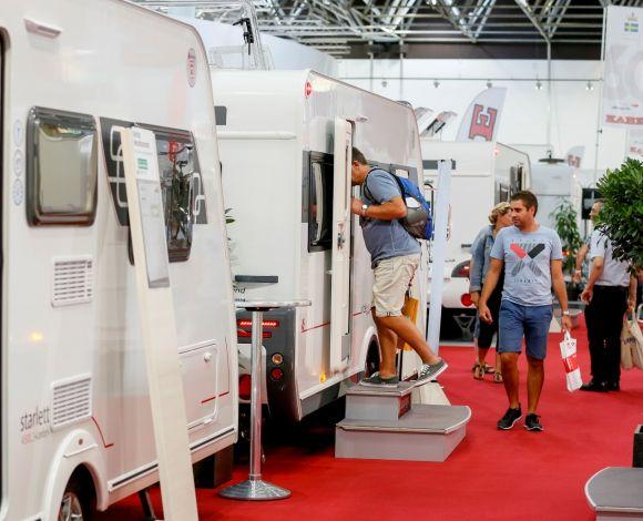 Nederland verkoopcijfers Caravan Salon