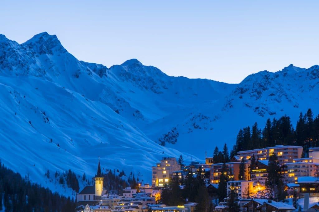 Arosa Graubünden