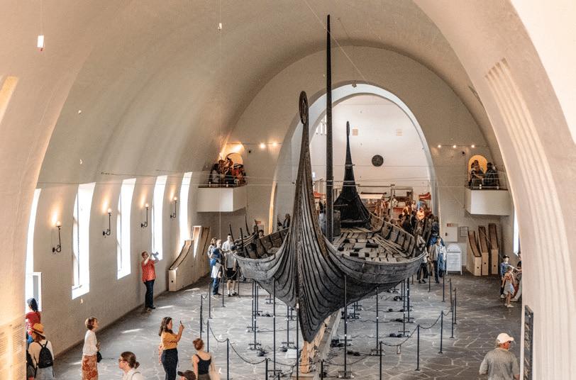 Zuid-Noorwegen_Vikingskiphuset