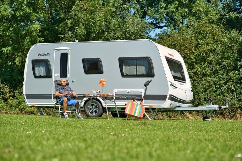 Dethleffs Camper 460 EL Avantgarde