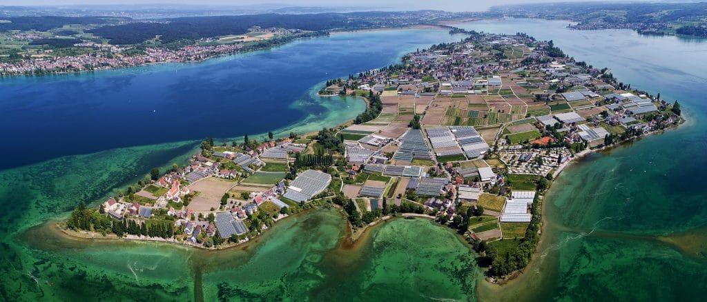 Duitse Vakantieroutes Alleenstraße Insel_Reichenau_Die_Klosterinsel_im_Bodensee_ist_UNESCO_Weltkulturerbe