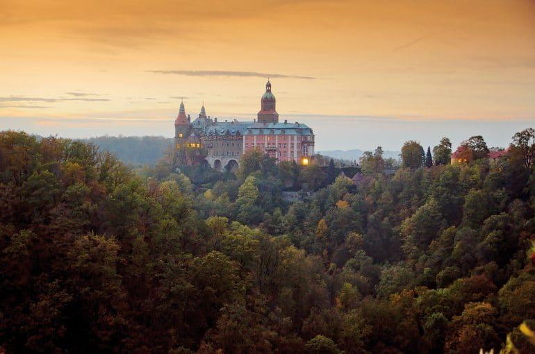 kasteel Książ