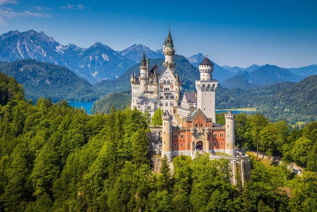 Duitse vakantieroutes