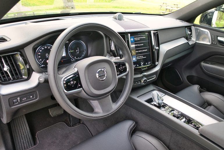 Volvo XC60 Recharge T8 AWD
