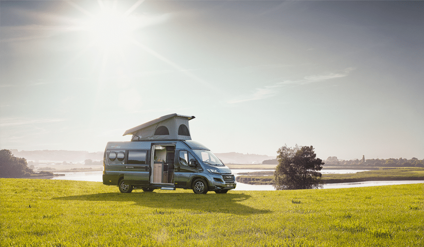 Malibu Van first class_European Innovation Awards