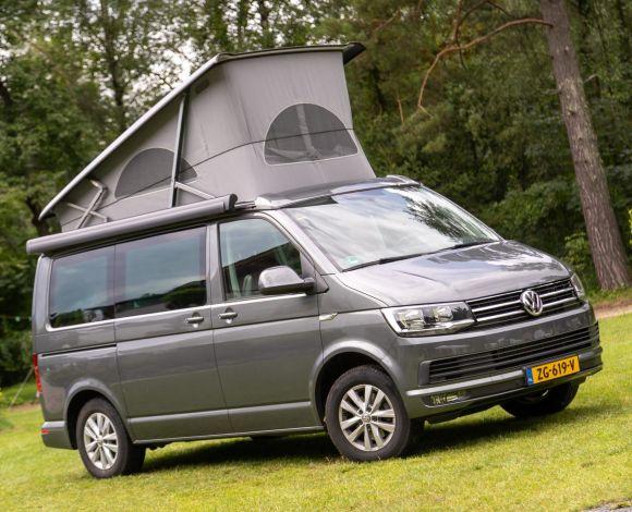 Camper Volkswagen California Ocean T6