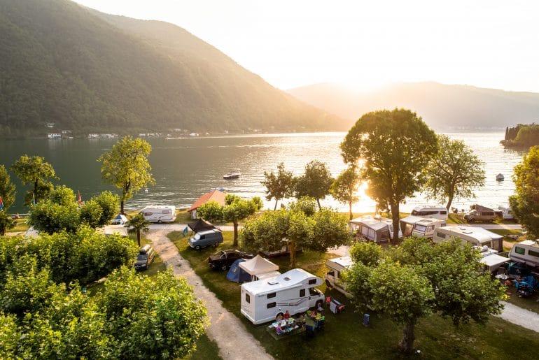 camping Monte Generoso