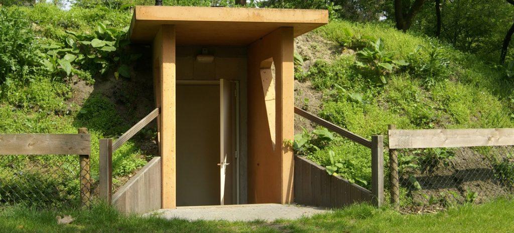 Privé-sanitair camping De Paal