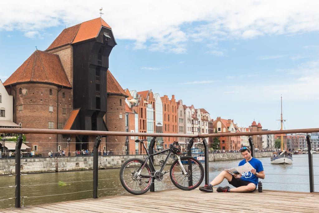 Pommeren_Gdansk_fietsen