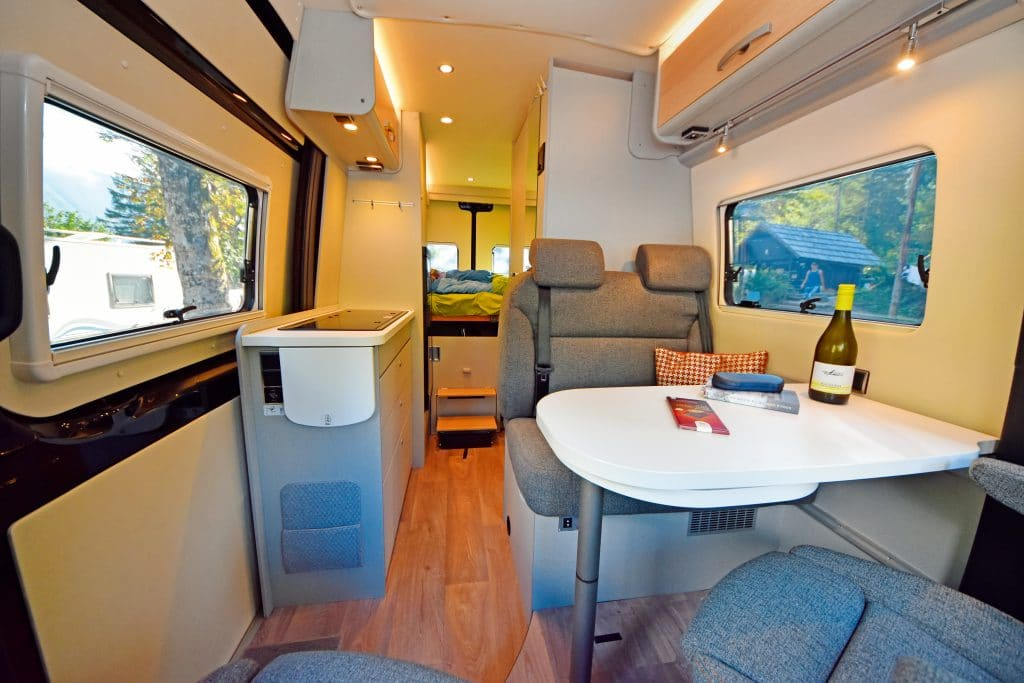 Hymer Free S 600_interieur