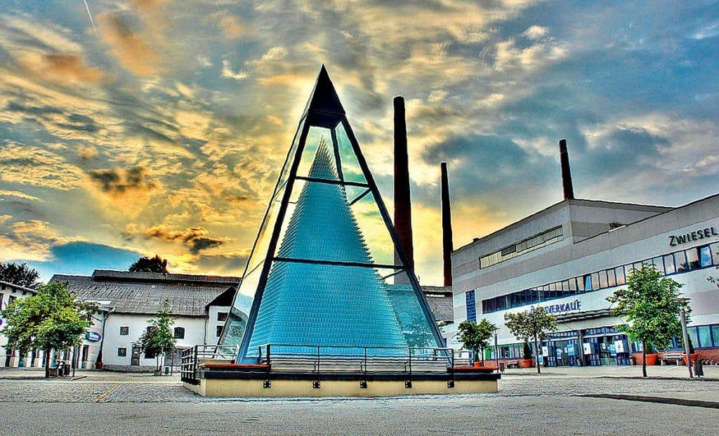 Zwiesel piramides Duitsland