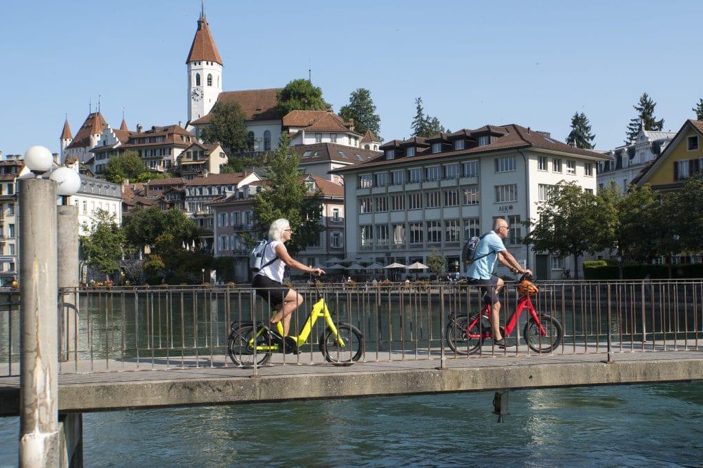 ACSI FreeLife TestTour_Berner Oberland_citytrip Thun