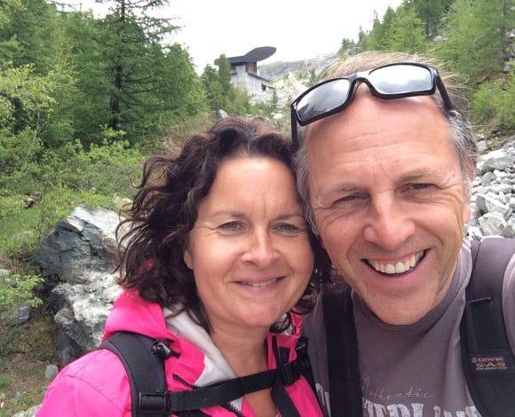 ACSI FreeLife TestTour Bern 2021 Actievelingen Theo en Antoinette